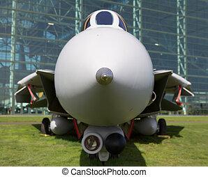 Soft focus Jet Fighter Profile