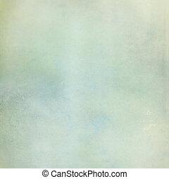 Soft green background