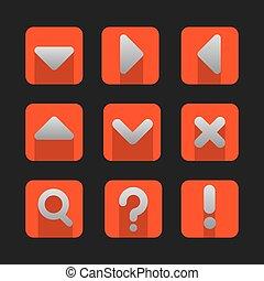 soft icon set