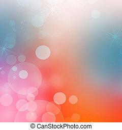 Soft lights background