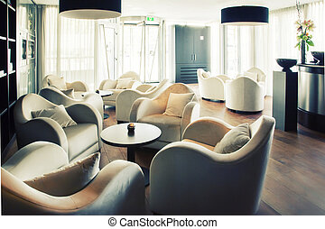 lounge chairs   - soft lounge chairs  by waiting room