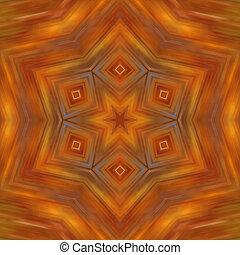 Soft Mandala Star