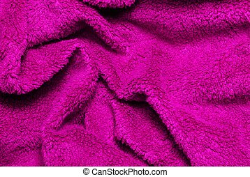 soft material background - a soft pink material as ...