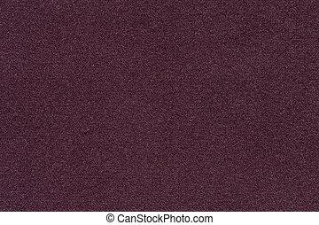 Soft material background in elegant dark tone.
