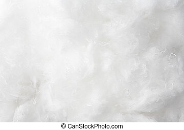 Soft Material - Texture of soft thick insulation material