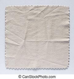 Soft microfiber cloth, background
