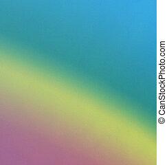 Soft rainbow background
