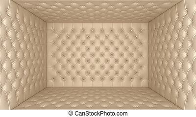 Soft room concept - isolation and segregation; quarantine....