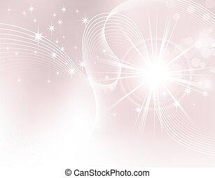 Soft sparkle background - Vintage pastel background design...