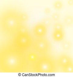 soft sun ray background vector