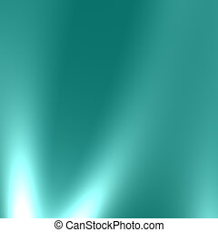 Soft teal blue background. - Cool soft blur. Cold fresh air...
