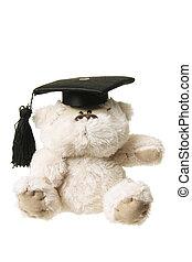 Soft Toy Graduation Bear