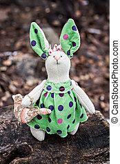 Soft toy - rabbit