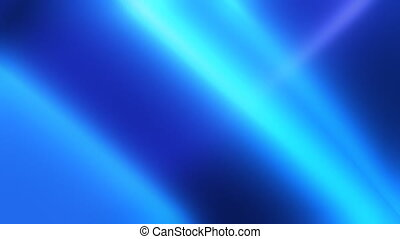 Soft Waves of Blue Loop