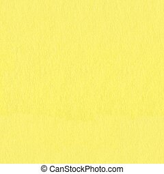 Soft yellow felt texture for design. Seamless square background,