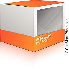 Software Package Box