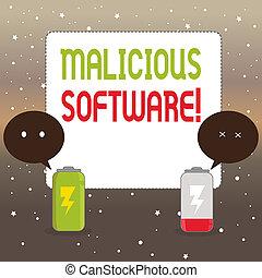 software, software., conceito, sistema, coloridos, bubble., ...
