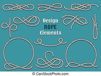 soga, elementos, diseño