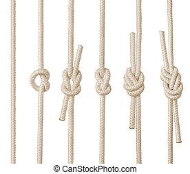 soga, knots.