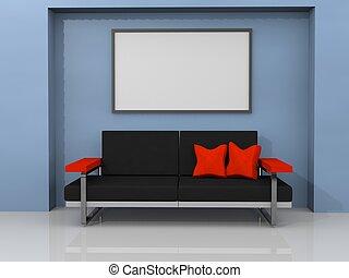 soggiorno, divano