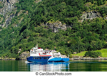 sognefjord , νορβηγία