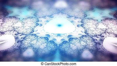 sogno, immaginazione, wisps, astratto, luci, forme, fantasia, colori, disegno, fondo, sognante, struttura, fractal, soggetto