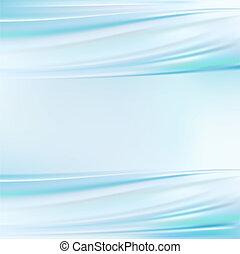 soie bleue, arrière-plans