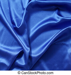 soie bleue, fond