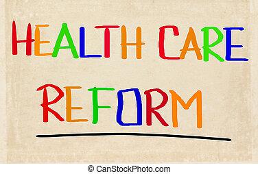 soin, santé, reform