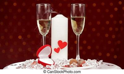 soir, romantique