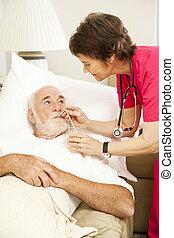 sok, dla, przedimek określony przed rzeczownikami, pacjent