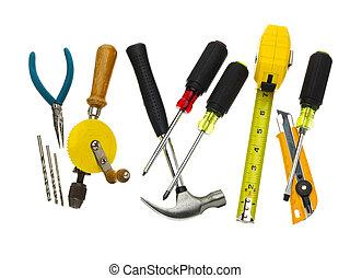 sok, eszközök