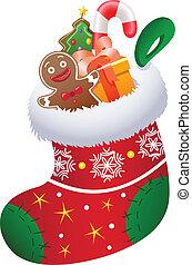 sok, kerstmis