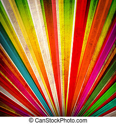 sokszínű, grunge, napsugarak, háttér