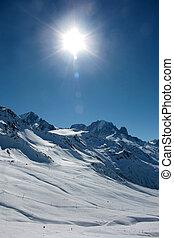 sol, alpino