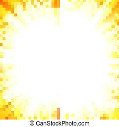 sol, brilhante