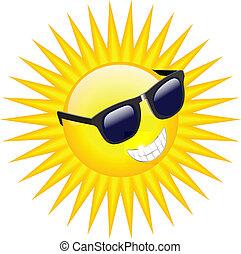sol, fresco