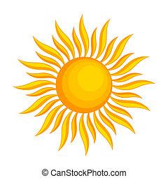 sol, illustration