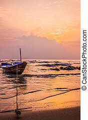 sol, sand hav