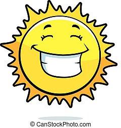 sol, smil