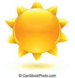 sol, verão