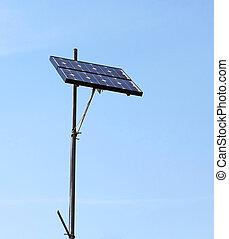 Solar cell panels