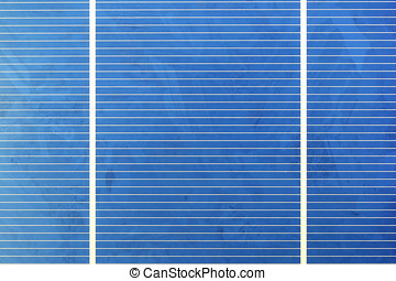 solar cell for background use