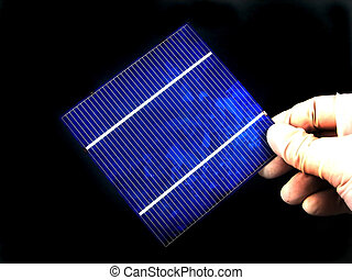 Solar cell research - Reserarch and development in solar...