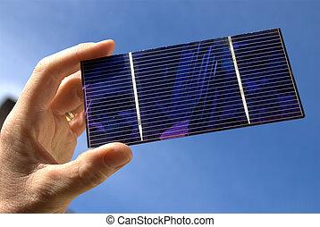 Solar Cell - Single solar cell