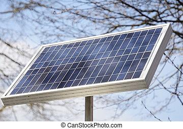 Solar Cells - Alternatvie energy with solar cells