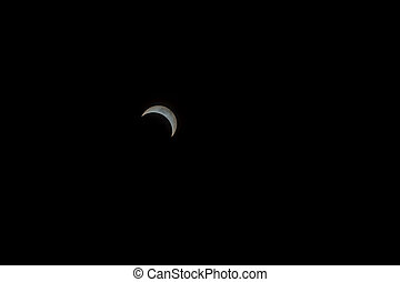Solar eclipse, august 21 2017