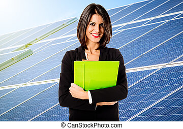 solar energy business