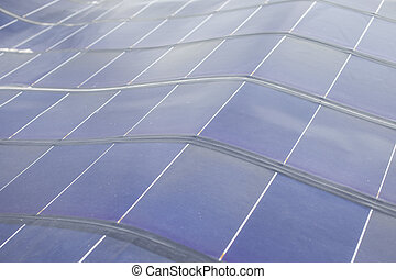 Solar energy collector plates