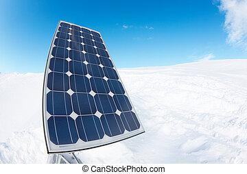 Solar energy - Solar Panel: renewable energies, solution to...
